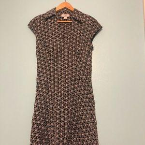 Ann Taylor Loft Dress. Size 6. Knee Length